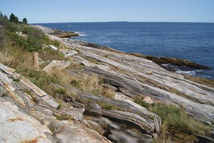 Rugged Coastline near Pemaquid Point, Jacklee, 2015