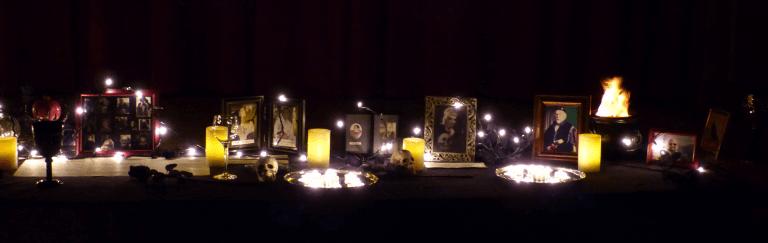 EarthSpirit Eastern MA Samhain Ritual
