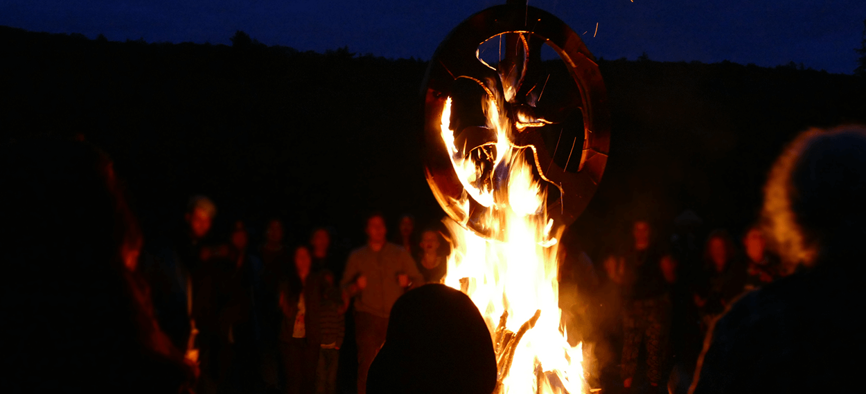 Rites of Spring Fire Ritual