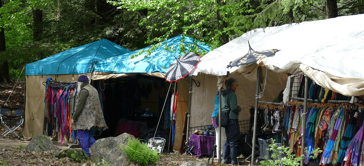 Rites of Spring Vendors