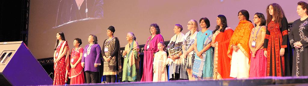 Womens Plenary - Sue and Vivian