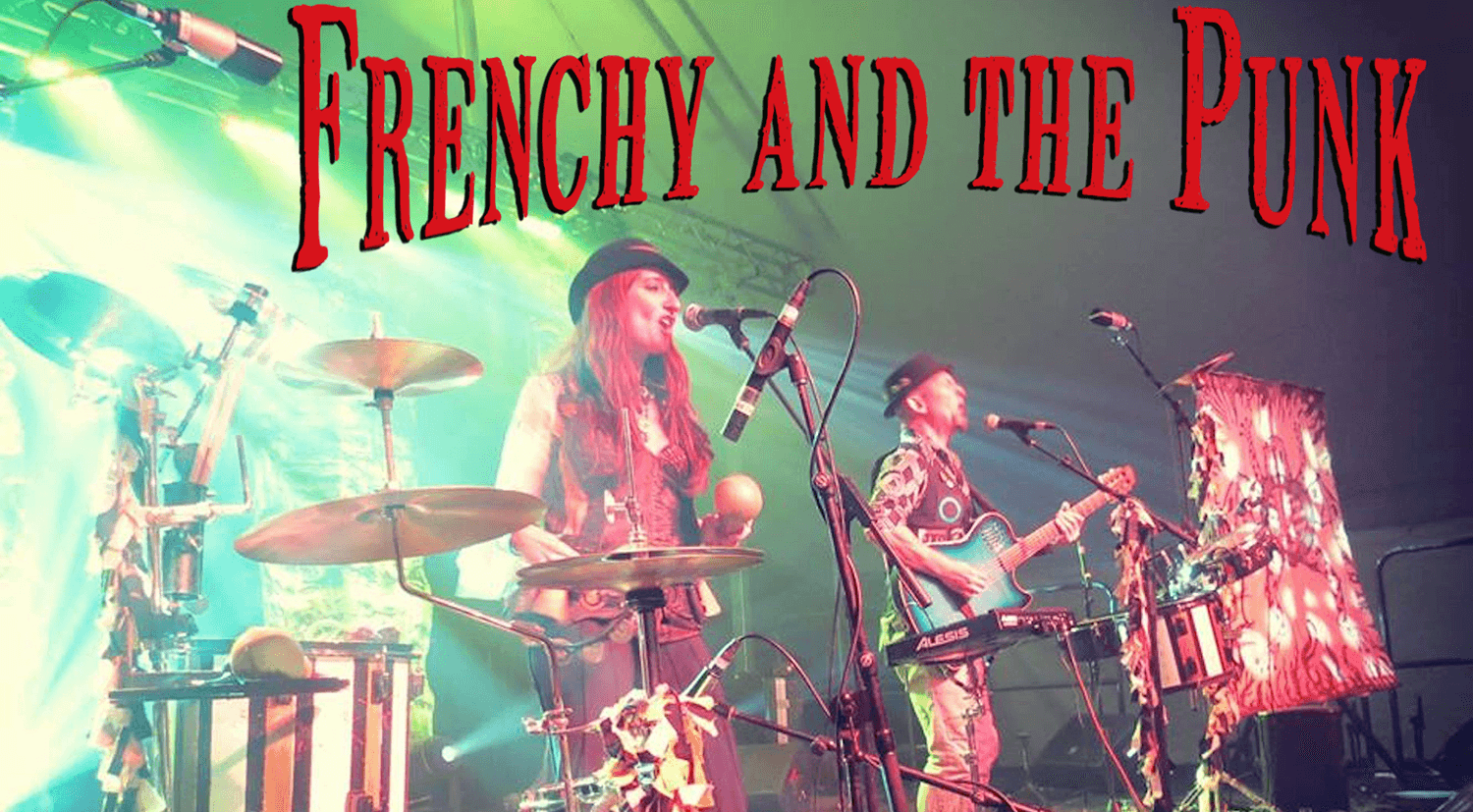 Frenchy and the Punk LivePic