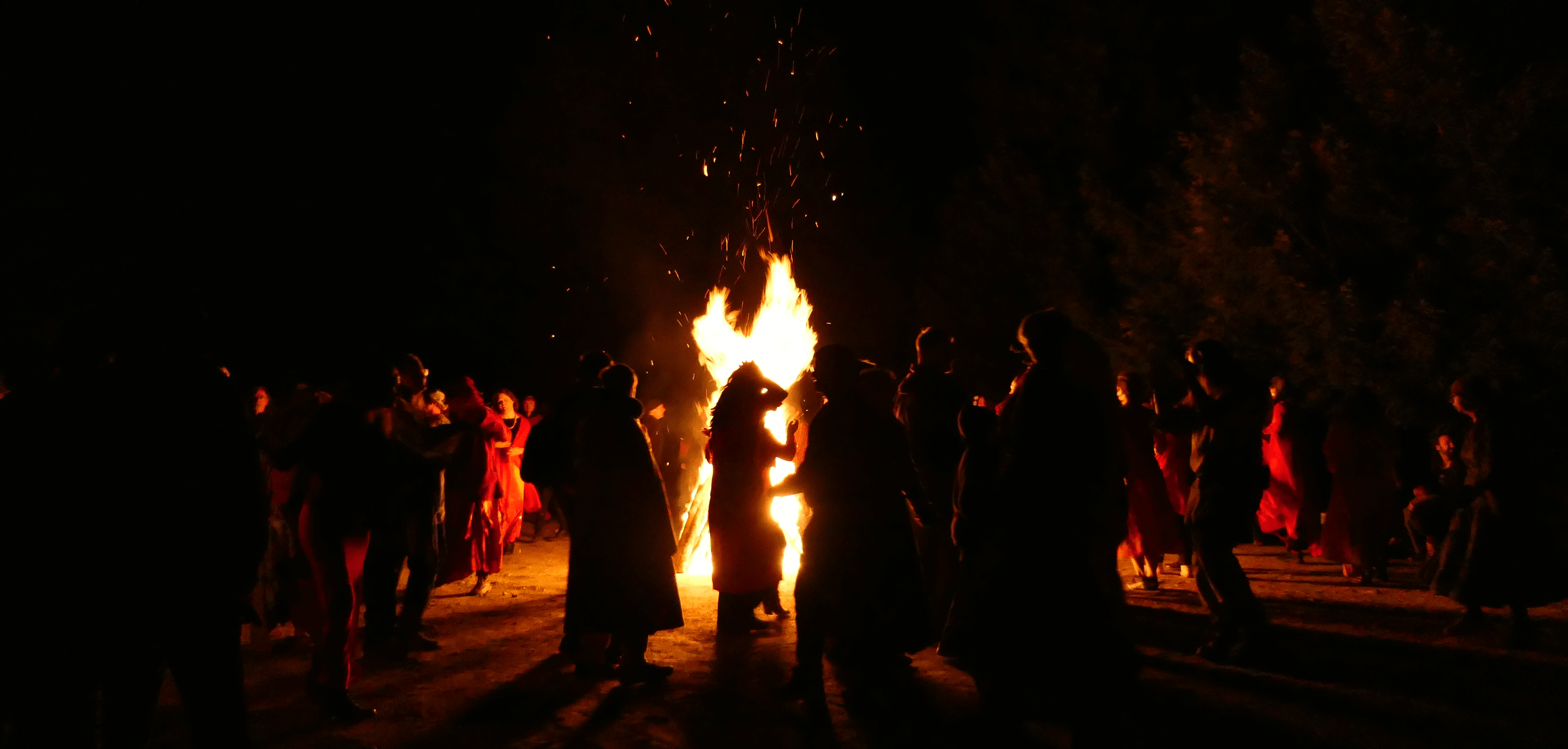 Rites of Spring 41 Sacred Fire