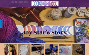 Joy Star Story ROS Vendor