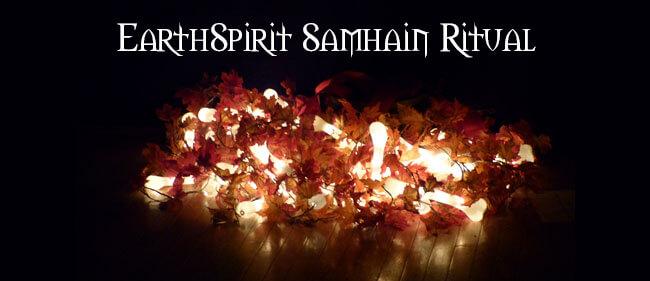 EarthSpirit Samhain Ritual